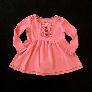 Size 12M Gypsy Blue Pinkie Lap Dress